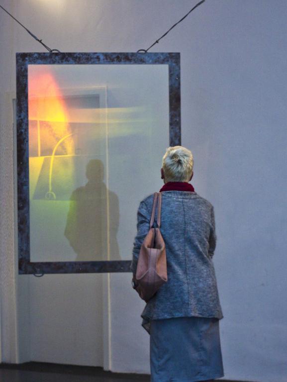 Martina Mrongovius Ausstellung