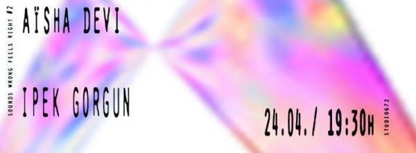 İpek Görgün Live Im Studio 672 – Konzert Unserer Aktuellen Gastkünstlerin