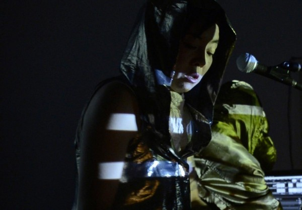 Echo Ho and Gonzalo Rodriguez, Performance 2016
