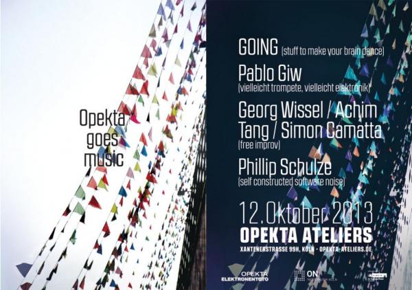 Opekta Goes Music