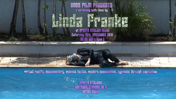 Linda Franke At Opekta Ateliers