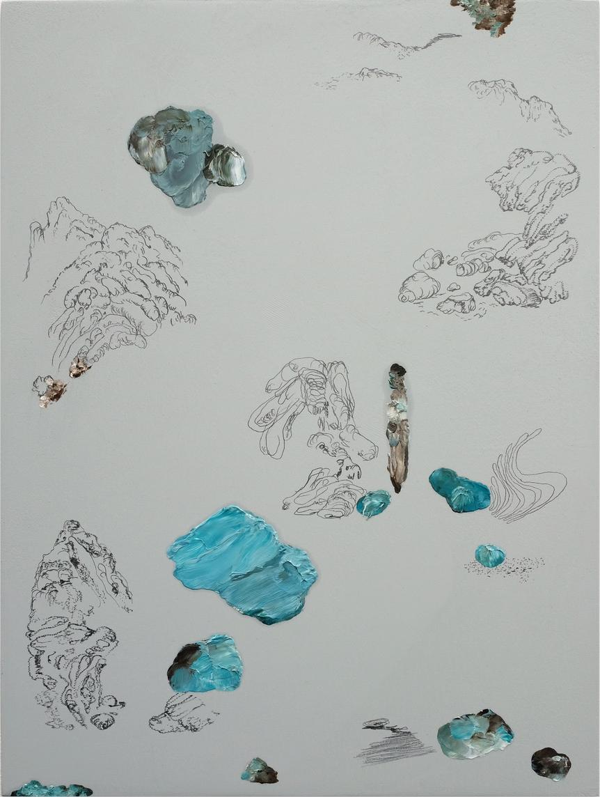 Opekta-KünstlerInnen Stellen Aus / Susanne S. D. Themlitz In Der GALERIA VERA CORTÊS